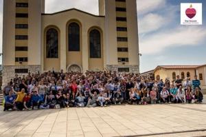 """У Меджугор'є - молитовна спільнота  """"Серце Ісуса"""""""