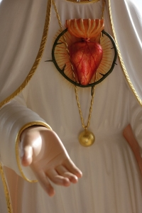 ПОДАРУНОК БОГОРОДИЦІ ДО РІЧНИЦІ ЇЇ ОБ'ЯВЛЕНЬ В ФАТІМІ.  5 ПЕРШИХ СУБОТ МІСЯЦЯ ЗАРАДИ ПЕРЕМОГИ НЕПОРОЧНОГО СЕРЦЯ ДІВИ МАРІЇ