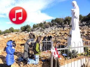 Звуковий запис: Роздуми над посланням Богородиці від 25.12. 2016