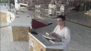 Свята Меса в день урочистого  вшанування Народження Пресвятої  Діви Марії