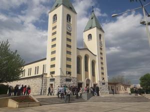 Паломництво в Дубровнік,  із Меджуґор'є
