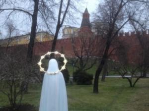 Розарій навколо Кремля