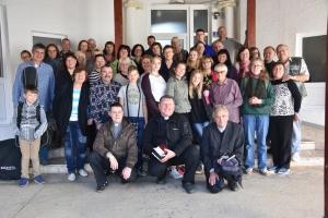 Тут я… (Своїм досвідом діляться учасники реколекцій посту, молитви, тиші з Латвії й Литви)