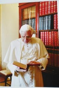 Папа Бенедикт XVI: Заклик Фатіми сьогодні