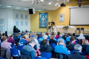 25 Міжнародна Духовна Віднова для  організаторів паломництв,  лідерів центрів миру, молитовних та благодійних груп, які мають відношення до Меджуґор'є