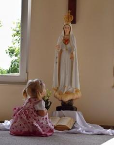 У молитві – сильними, вірними, постійними (Терезія Ґажіова)