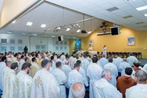 23 Міжнародна Духовна Віднова для Священиків завершилася в Меджуґор'є