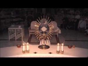 Адорація на Урочистість Народження св. Йоана Хрестителя 24.06.19