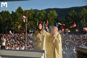 Монсеньйор Хенріх Хозер у Меджуґор'є: це - духовне місце. Місце зустрічі Бога з людиною