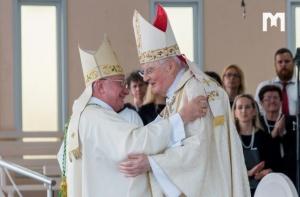 26 серпня в Меджуґор'ї відбудеться Меса за упокій душі архієпископа Хозера, яку очолить нунцій Пеццуто