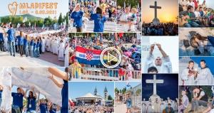 32-й Младіфест, Міжнародний молодіжний фестиваль, Меджуґор'є, 1. 08. – 6. 08. 2021