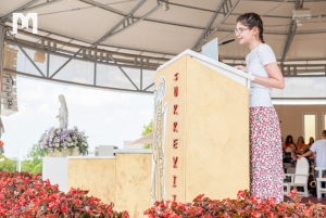 Свідчення Сімони Новакової на Младіфесті 2021, Меджугор'є